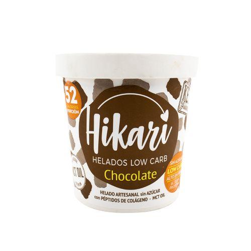 HIKARI HELADO LOW CARB CHOCOLATE 473ML